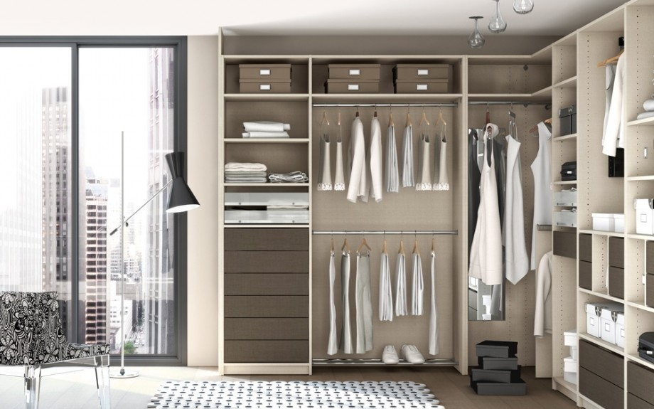 zero perte de place avec le dressing ajustable excellence de sogal. Black Bedroom Furniture Sets. Home Design Ideas