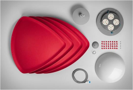 Kit complet pour fabriquer votre suspension design Hood