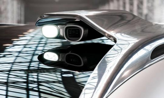 Mercedez Benz GLA concept car SUV compact