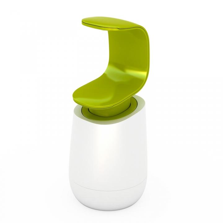 C-pump, le distributeur de savon liquide à une main de Joseph Joseph