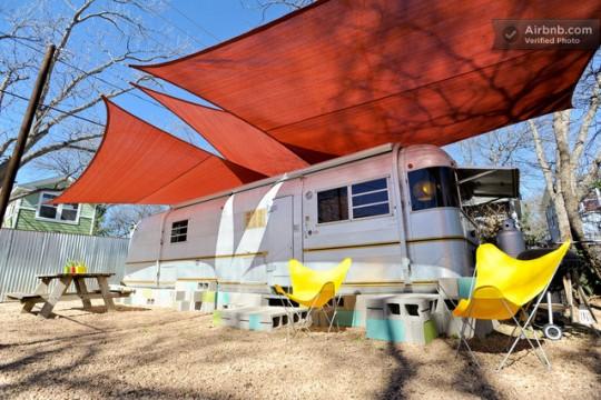 des vacances austin texas dans une caravane am ricaine. Black Bedroom Furniture Sets. Home Design Ideas