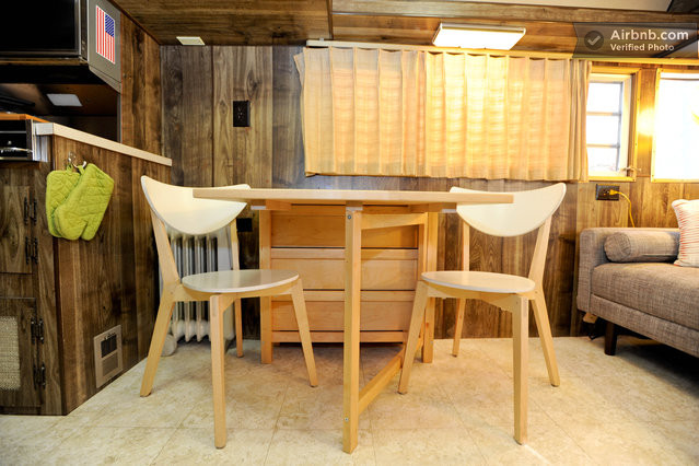 caravane americaine foraine new vision 1250m 4 rallonge. Black Bedroom Furniture Sets. Home Design Ideas