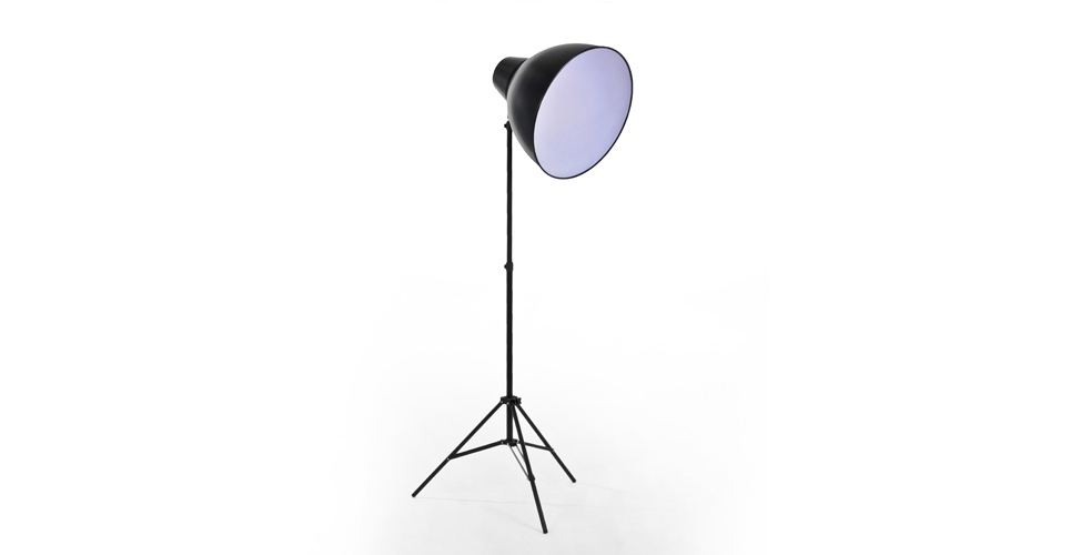Lampe Studio, luminaire style studio photo des années 30
