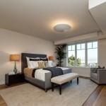 Chambre double dans une maison Victorienne à San Francisco