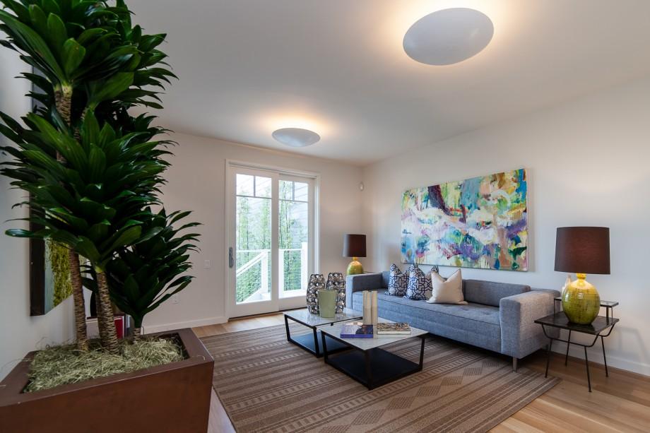 salon d 39 une maison des ann es 30 san francisco. Black Bedroom Furniture Sets. Home Design Ideas