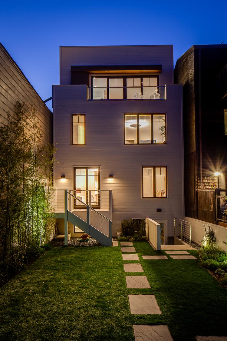 Interieur maison moderne duplex terrasse accueil design for Interieur moderne maison