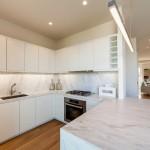 Cuisine design dans une maison Victorienne à San Francisco