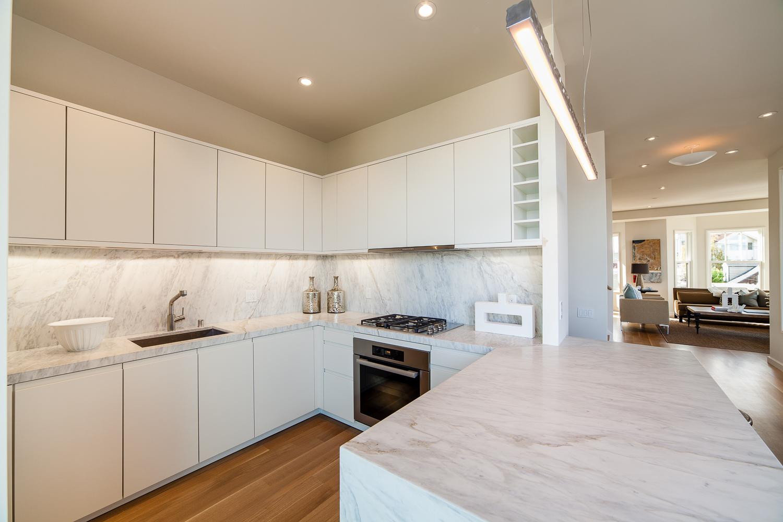 cuisine design dans une maison victorienne san francisco. Black Bedroom Furniture Sets. Home Design Ideas