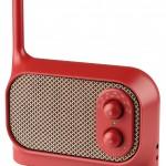Radio Mezzo Lexon rouge