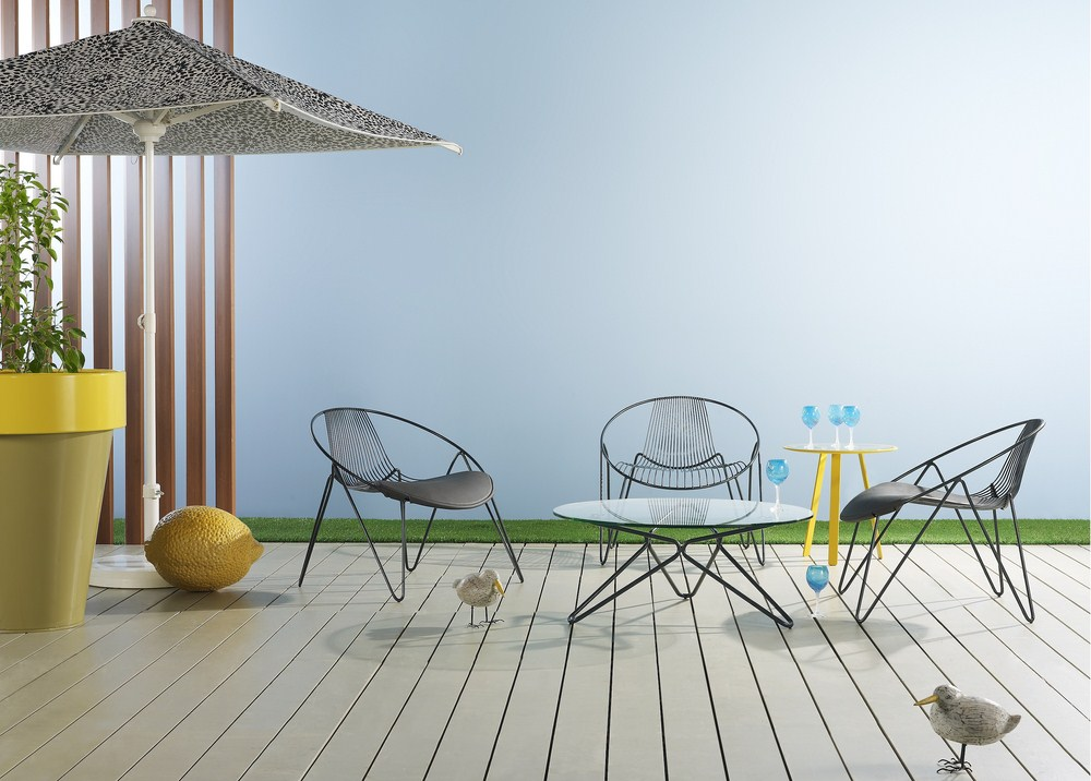 Collection outdoor roche bobois printemps t 2013 - Vente privee roche bobois ...