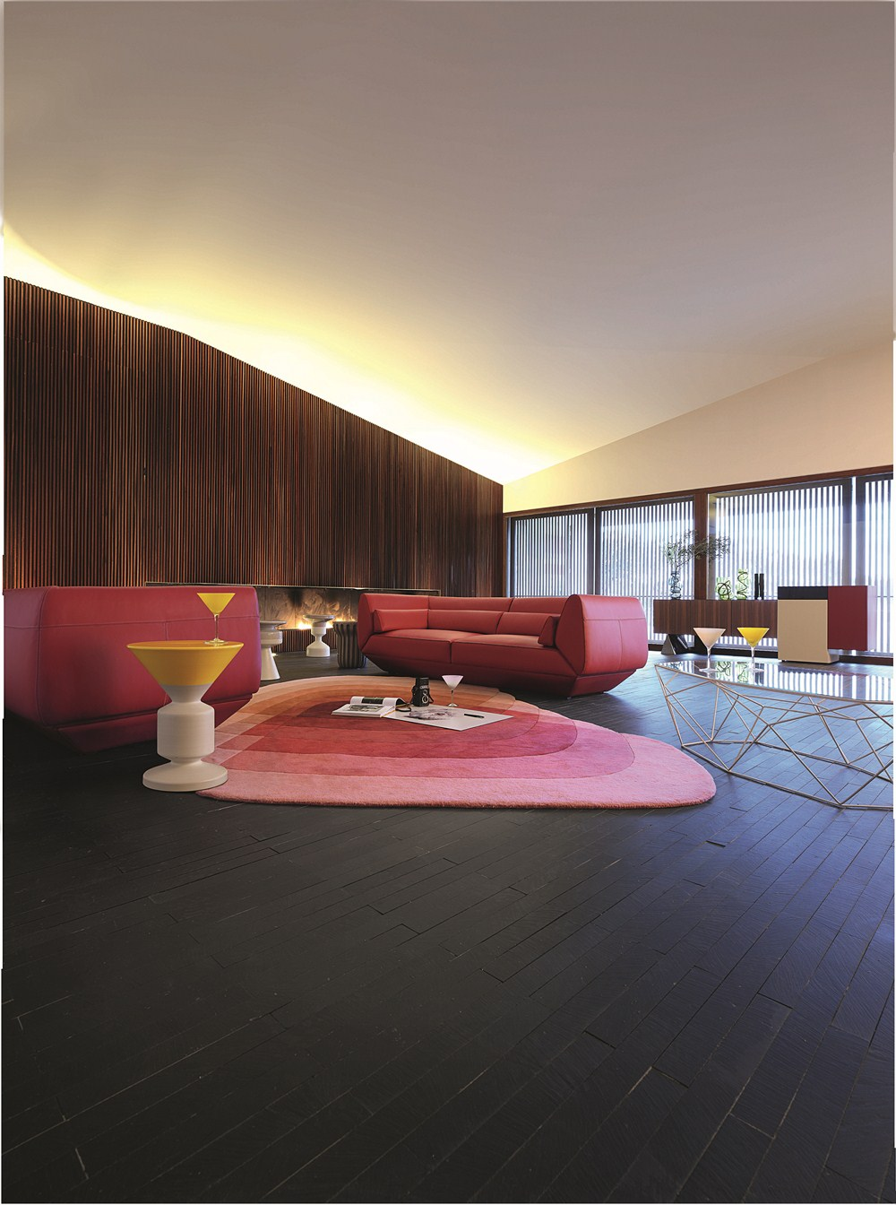 roche bobois collection printemps t 2013. Black Bedroom Furniture Sets. Home Design Ideas