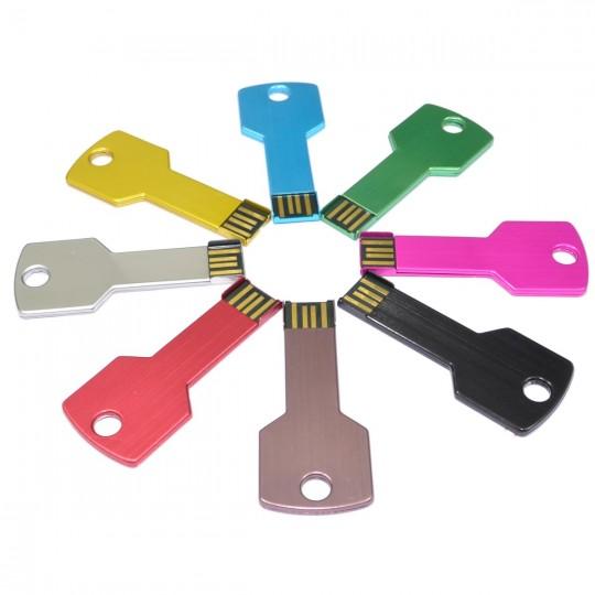 Clés USB de couleurs