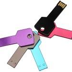 Clés USB en forme de clés