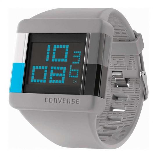 Montre en silicone gris HIgh Score Converse