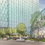 Le nouveau siège d'Amazon au centre de Seattle