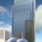 Nouveau siège d'Amazon à Seattle : Une tour de 37 étages et 3 sphères en verre