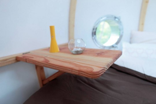 Cabane Lov Nid - Table