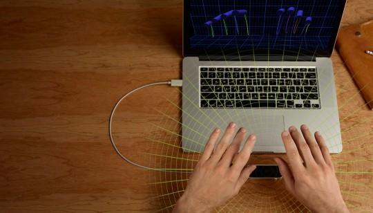 Leap Motion - piloter votre Laptop sans clavier ni souris