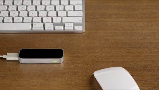 Leap motion - Le petit boitier qui remplace votre souris et votre clavier d'ordinateur