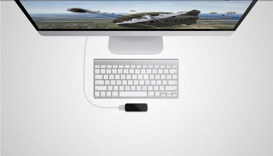 Leap motion - le petit boitier pour commander votre ordinateur avec les mains