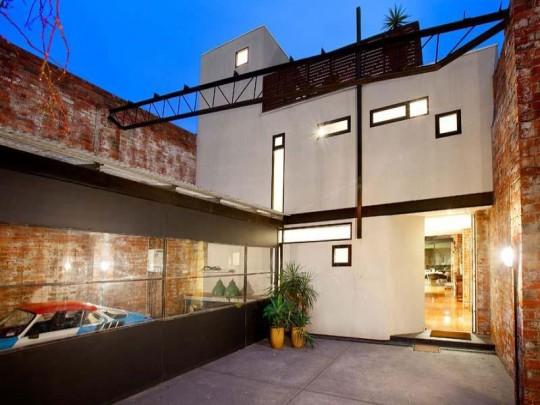 Loft 2 en 1 - Garage et cour intérieure