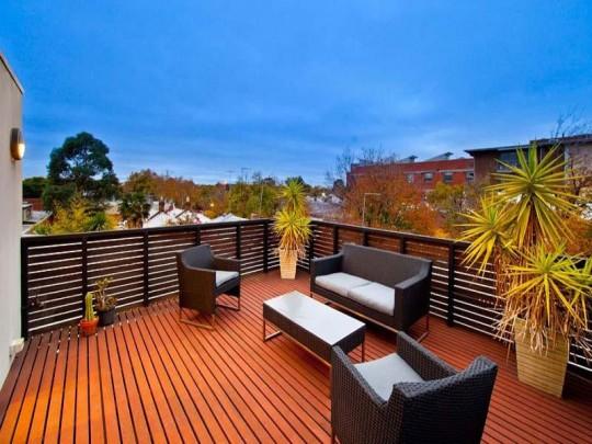 Loft 2 en 1 - Terrasse