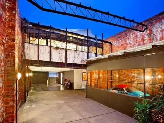 Loft 2 en 1 - garage