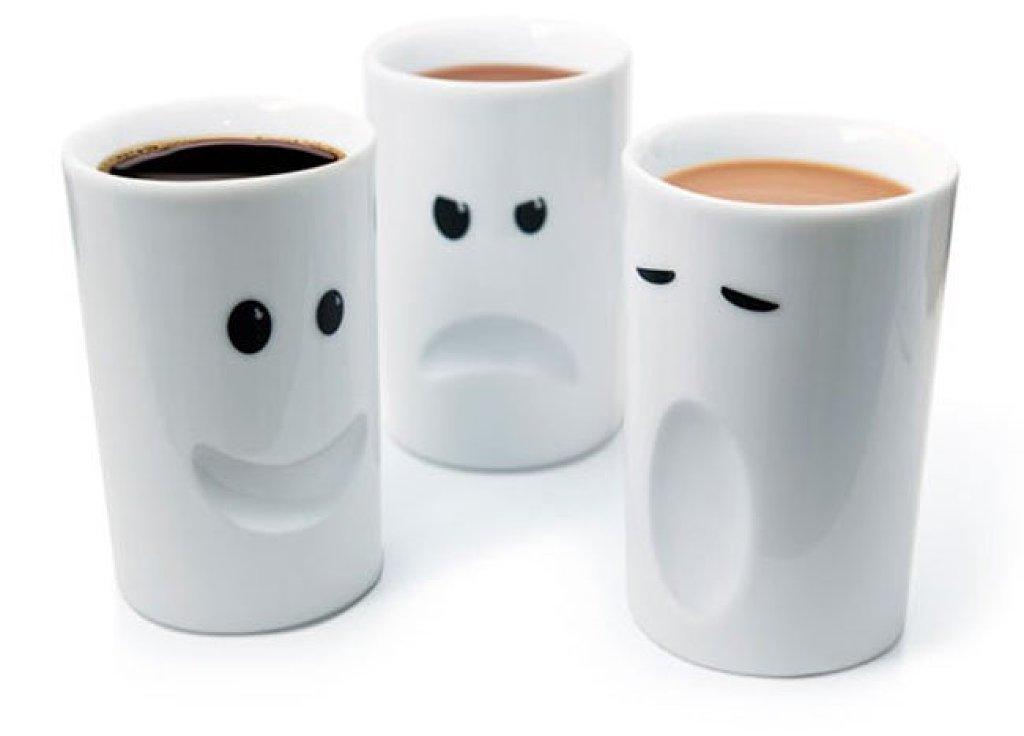 Mood Mugs, choisissez votre mug en fonction de votre humeur
