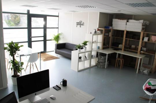 Presque Parfait - les bureaux