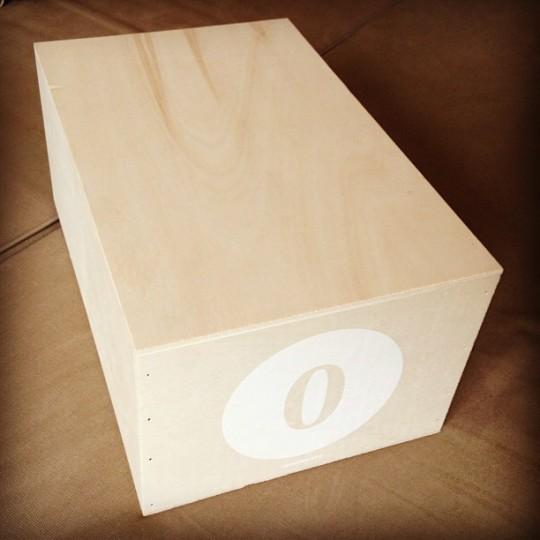 Designer box numéro 0