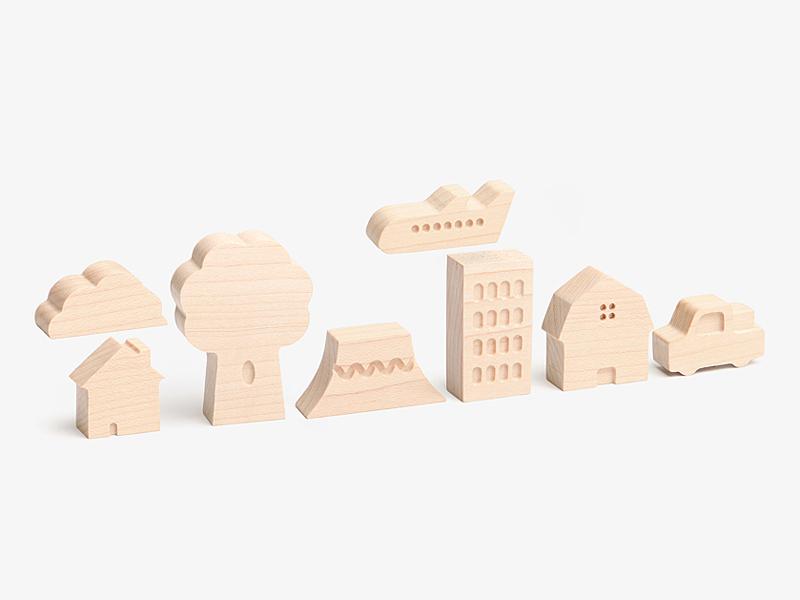 Small Ville, les jolis embouts en bois pour vos câbles Apple