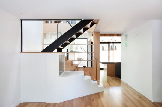 Chambord Residence by naturehumaine - intérieur contemporain