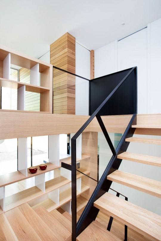 Chambord Residence by naturehumaine - mezzanine
