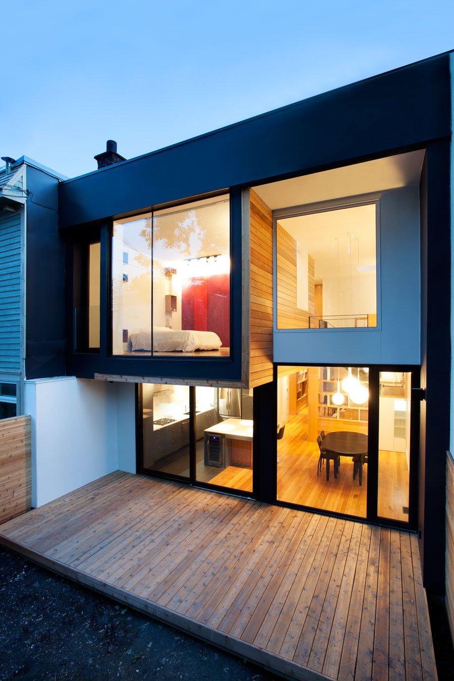Image De Maison Moderne résidence chambord, un duplex des années 20 transformé en