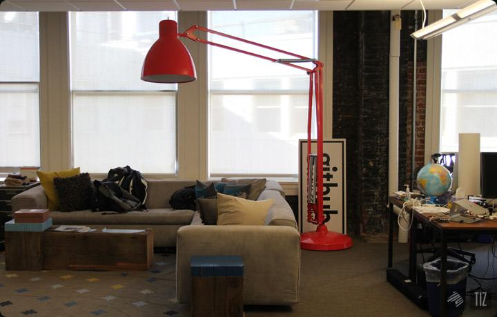 lampe de bureau geante design