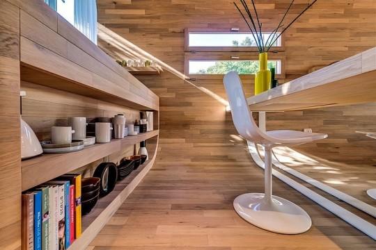 Appartement cosy Tel Aviv - rangements intégrés