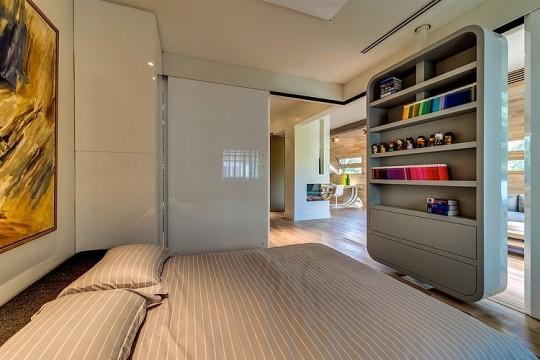 Appartement cosy Tel Aviv - téléviseur