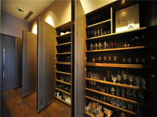 L'appartement avec 1 chambre le plus cher du monde - cave