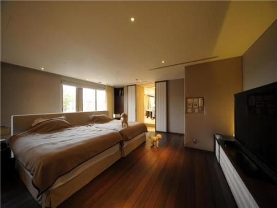 L'appartement avec 1 chambre le plus cher du monde - chambre