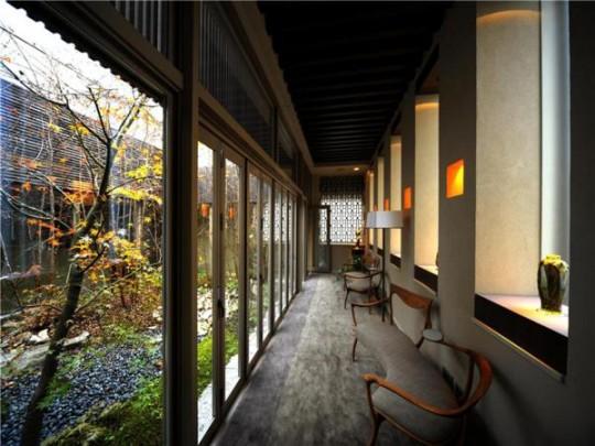 L'appartement avec 1 chambre le plus cher du monde - couloir
