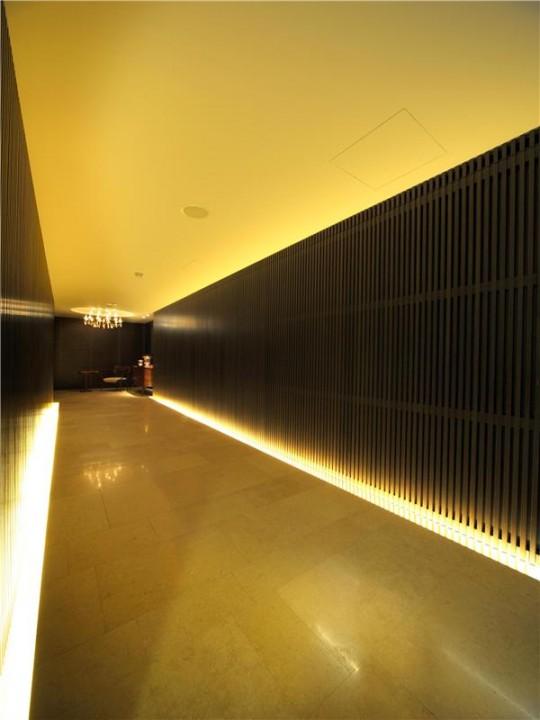 L'appartement avec 1 chambre le plus cher du monde - couloir d'entrée
