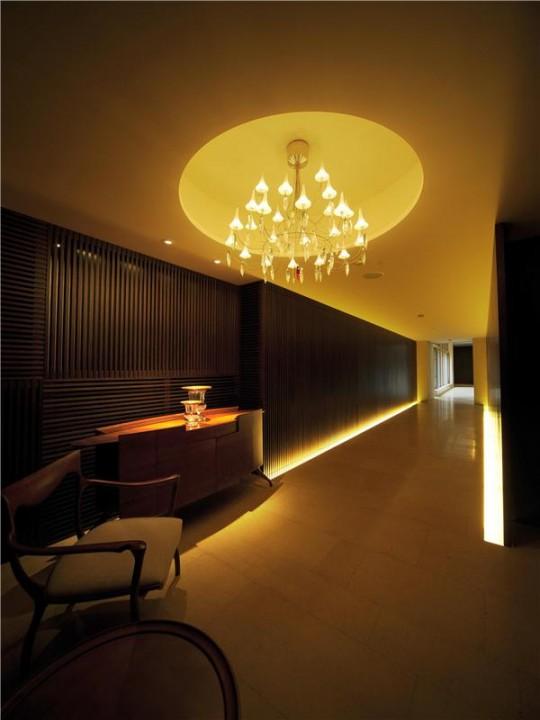 L'appartement avec 1 chambre le plus cher du monde - entrée