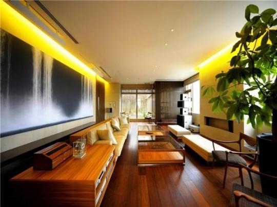 L'appartement avec 1 chambre le plus cher du monde - espace détente