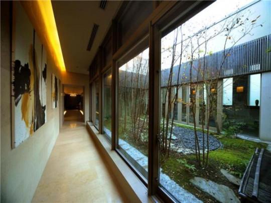 L'appartement avec 1 chambre le plus cher du monde - jardin japonais