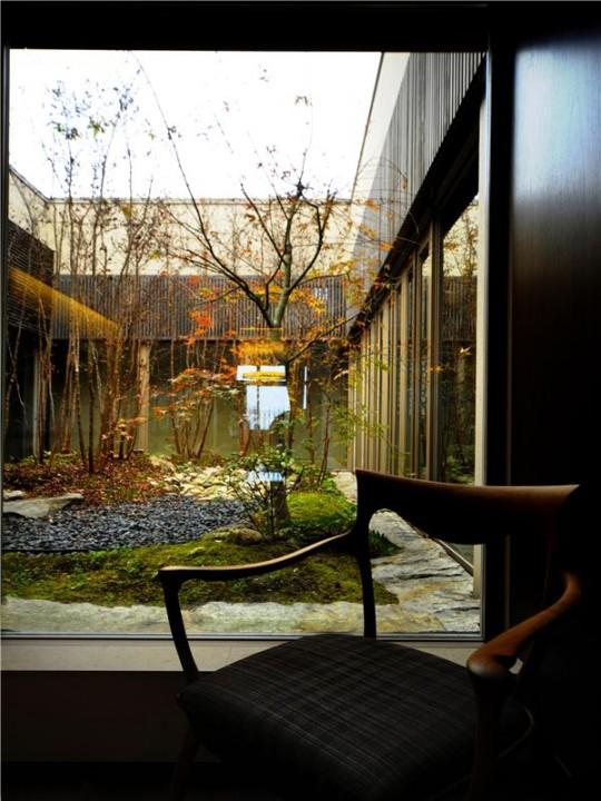 L'appartement avec 1 chambre le plus cher du monde - jardin japonais central