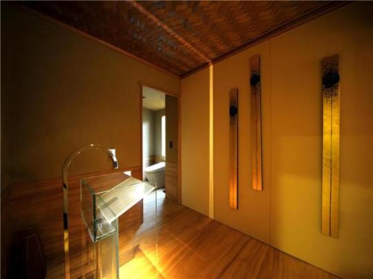 L'appartement avec 1 chambre le plus cher du monde - pièce de méditation