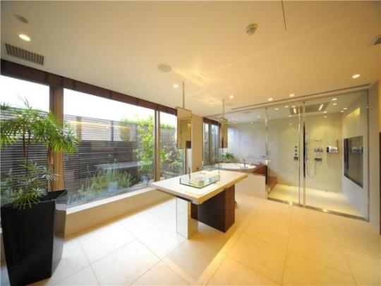 L'appartement avec 1 chambre le plus cher du monde - salle de bain