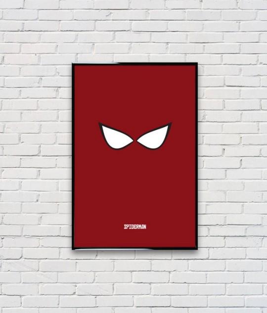 Poster original Spiderman