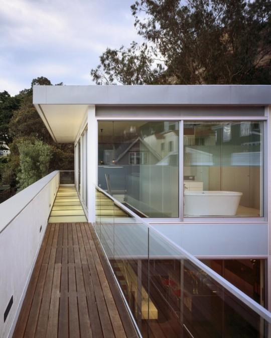 1532 House - San Francisco - terrasse