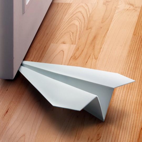 Bloque-porte avion en papier